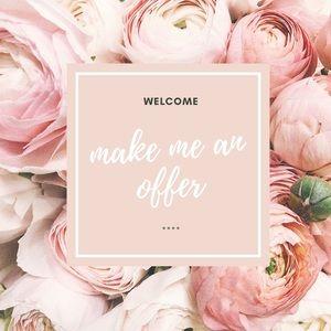 MAKE ME AN OFFER 🥳